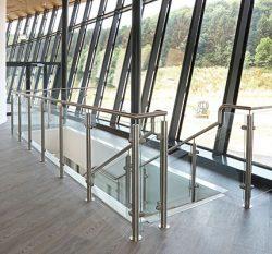 Interspec Stainless Steel Balustrade